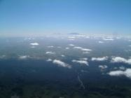 Looking across to Ruapehu